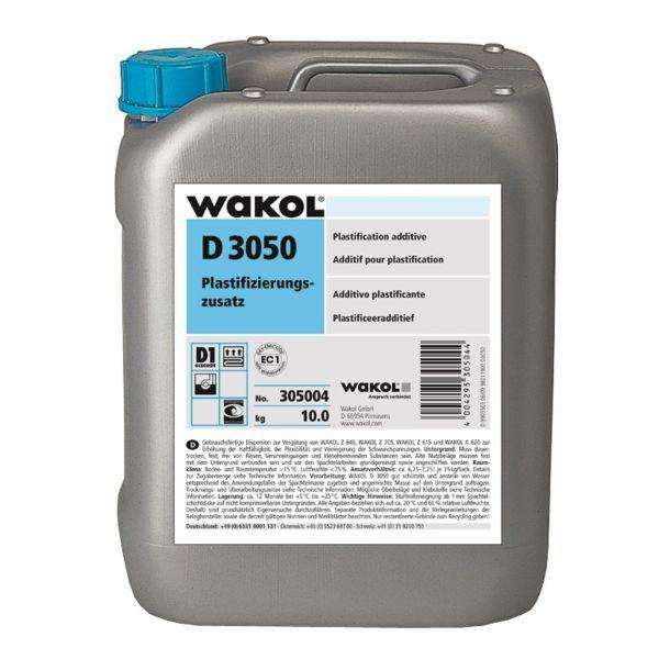 Wakol D 3050 Plastifizierungszusatz 10 KG