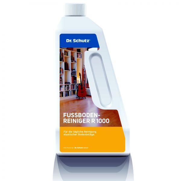 Dr. Schutz Fußbodenreiniger R1000 750 ml