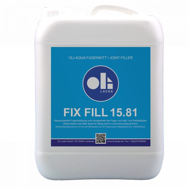 Oli Aqua Fix Fill 5 Liter