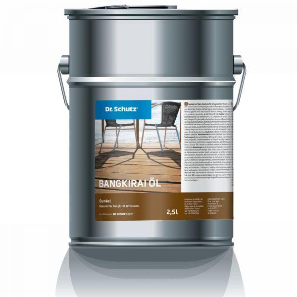 Dr. Schutz Bangkirai Öl 2,5 Liter