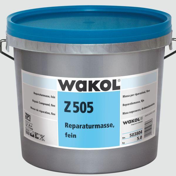 Wakol Z 505 Reparaturmasse fein 5 KG