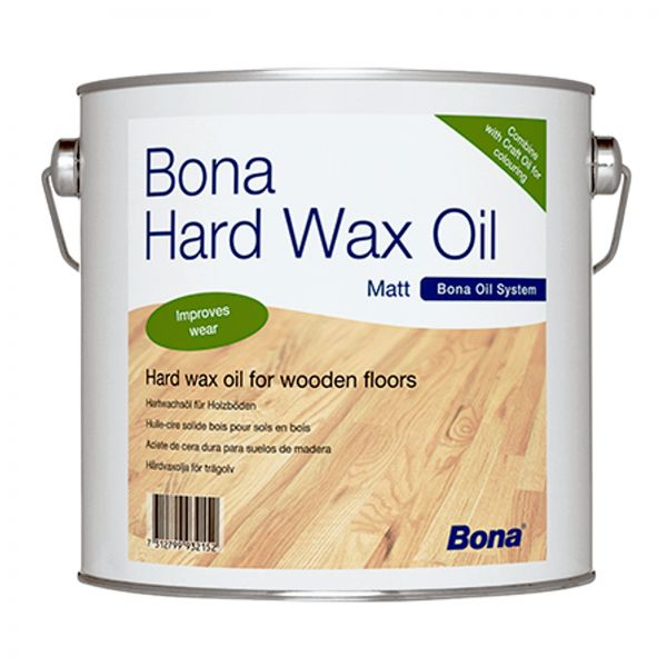 Bona Hardwax Oil matt