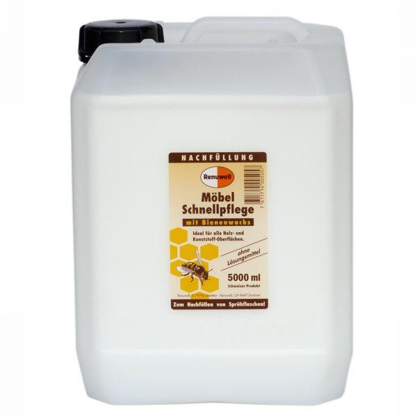 Renuwell Möbelschnellpflege 5 Liter
