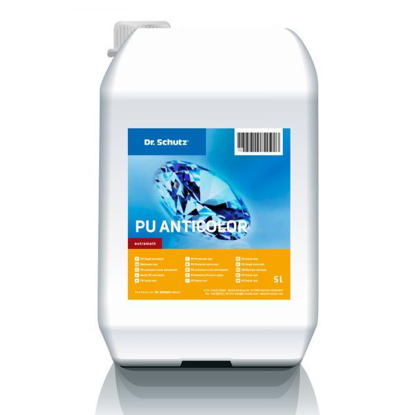 PU Anticolor extramatt *Neu 5L+2x500ml